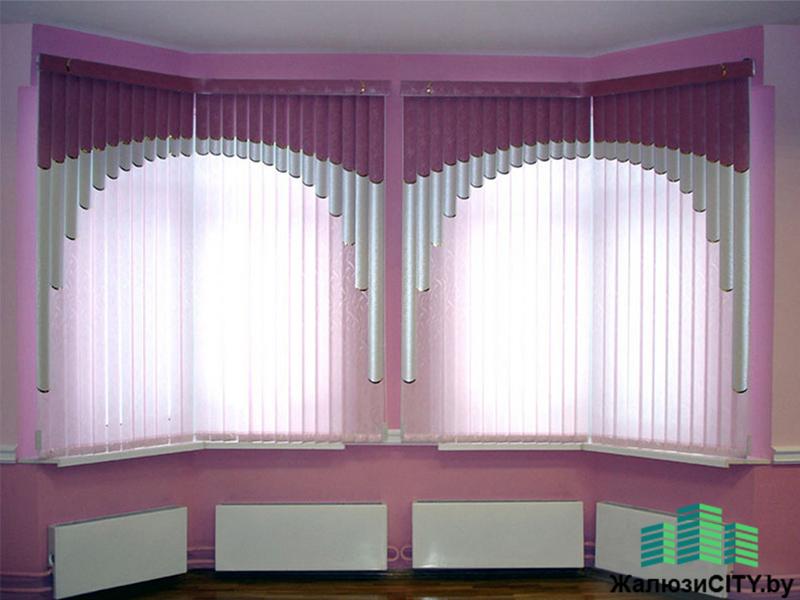 Мультифактурные вертикальные жалюзи в Дзержинске